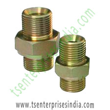 hydraulic hose pipe adaptors manufacturers suppliers exporters in india punjab ludhiana