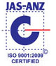 iso certification jas anz
